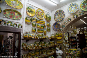 Orvieto Pottery Shop